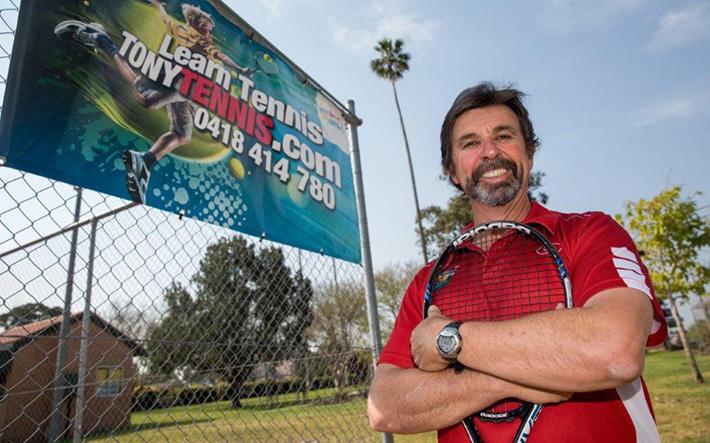 Tony Podesta Tennis